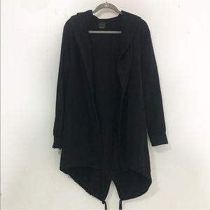 Used / Zara hoodie long sweatshirt